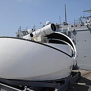 tunul cu laser va intra in dotarea armatei americane
