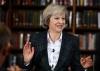 theresa may in fruntea cursei pentru functia de premier al marii britanii