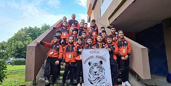 rezultate extraordinare la campionatul national de karate shotokan pentru micutii sportivi de la clubul tora ploiesti