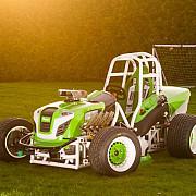 record mondial un tractoras de tuns iarba a atins 215 kmh