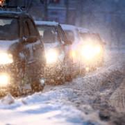 11 drumuri nationale sunt blocate de zapada