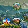 primul tren turistic romanesc a plecat  in prima calatorie