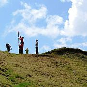 trasee turistice reabilitate in masivul ciucas