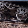 tren de marfa deraiat in apropiere de orsova
