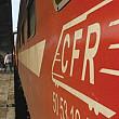 circulatia trenurilor pe ruta sibiu-ramnicu valcea a fost afectata de alunecarile de teren