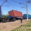 trenul care a provocat accidentul de langa moscova transporta marfa pentru uzinele dacia din romania