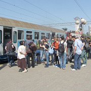 de 1 mai biletul de tren spre mare va costa doar 10 lei