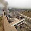 tren deraiat in spania cel putin 45 de morti