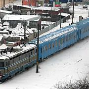 intarzieri mari pentru trenuri in gara de nord