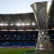 trofeul uefa europa league a ajuns la bucuresti