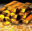 pretul aurului scade la cel mai redus nivel din ultimele doua luni