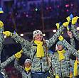 sportivii ucraineni de la soci au cerut sa poarte banderole negre dar cio nu a fost de acord