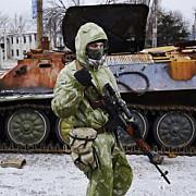 tabere de antrenament pentru separatisti in estul ucrainei