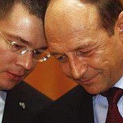 mihai razvan ungureanu premierul desemnat de traian basescu