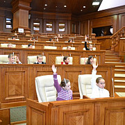 unirea cu romania votata in parlamentul republicii moldova