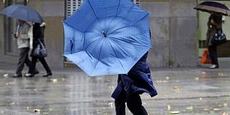 meteorologii anunta ploi ninsori si vant puternic in toata tara