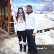 azuga andreea visan performanta anului la campionatul national de schi