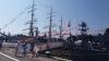 porti deschise pe navele din rada portului constanta