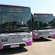 pe strazile clujului circula zece autobuze inteligente