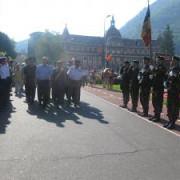 ceremonial militar de ziua imnului national