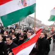 ungurii sarbatoresc astazi ziua nationala