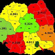 regionalizarea romaniei harta bunastarii si a dezastrelor