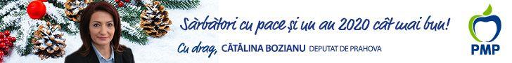 CABINET PARLAMENTAR DEPUTAT BOZIANU NICOLETA CATALINA