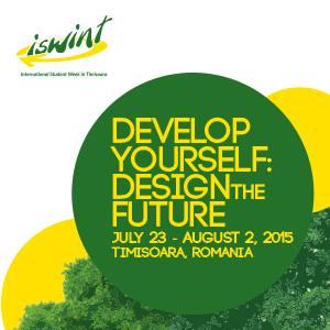 ISWinT  - proiectul cultural Internaţional Student Week - Timişoara