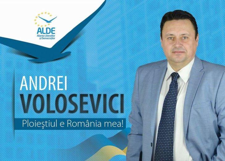 Andrei Volosevici - Ploiestiul e Romania mea!
