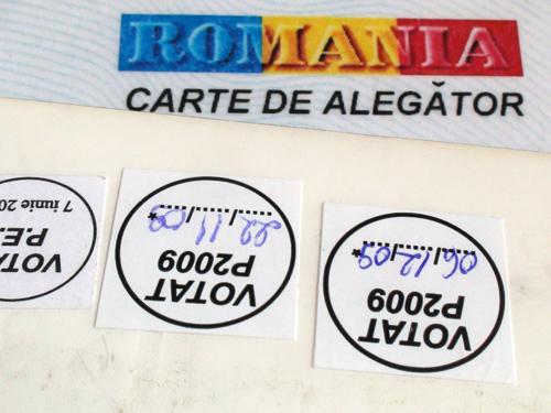 CARTE-DE-ALEGATOR