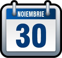 , REZONANȚA ZILEI : 30 noiembrie ., Stiri Turda - MinaDeStiri