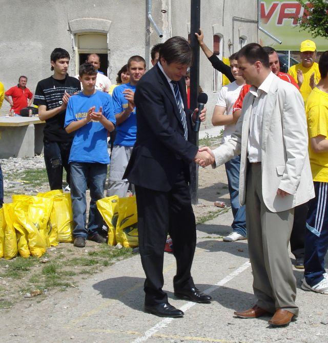 Mircea Rosca si Crin Antonescu