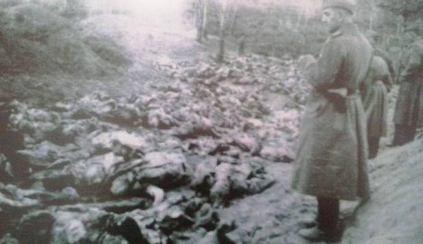80 de ani de la masacrul de la fantana alba 3000 de civili romani ucisi de sovietici video