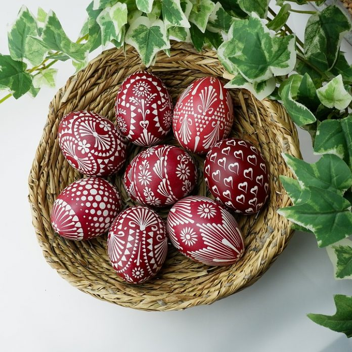 cat timp sunt bune pentru consum ouale rosii