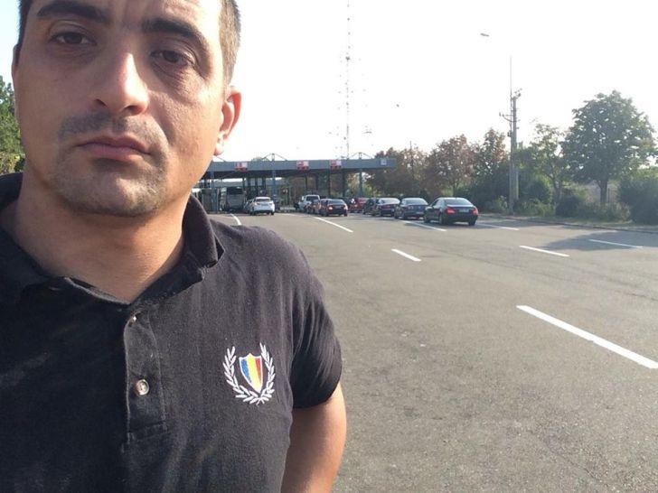 george simion liderul actiunea 2012 nu a fost lasat sa intre in moldova