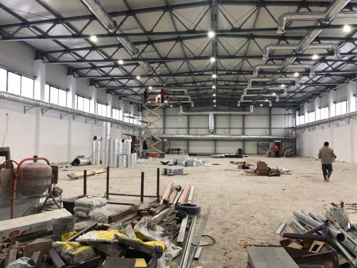 sala de sport ultramoderna la ciorani investitia facuta exclusiv din bugetul local foto