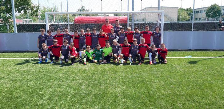 trial-test cu fcsb si rapid pentru micii fotbalisti din grupa 2010-2011 de la csm ploiesti