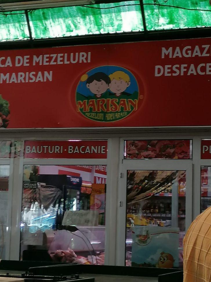 foto alo anpc produse vechi vandute copiilor de magazinul marisan din cartierul mihai bravu din ploiesti