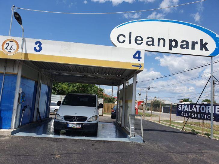 clean park ciorani locul in care iti speli masina cu numai 5 lei