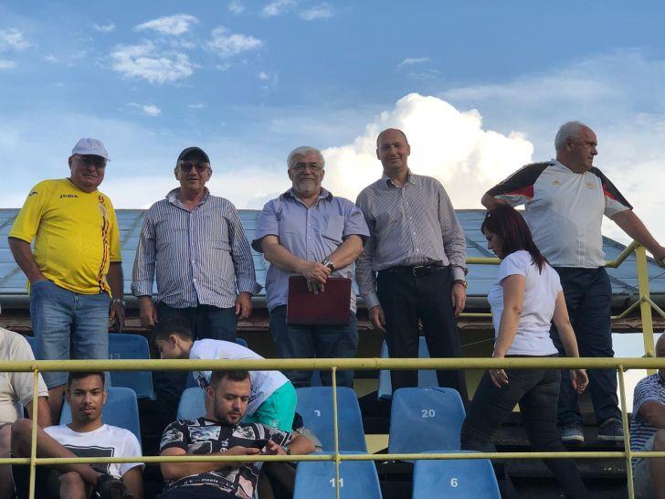 live text  foto incepe meciul promovarii in liga a 3 a mihai bravu- cs blejoi