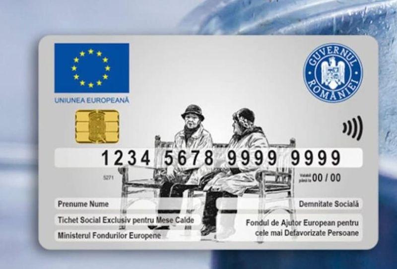 200 de batrani din comuna ciorani vor beneficia de cardurile destinate persoanelor in varsta