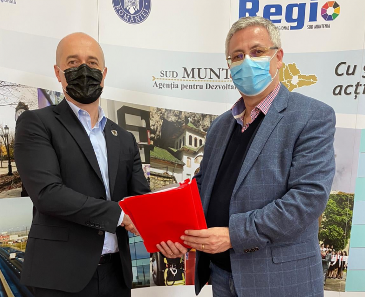 gradinita noua prin fonduri europene la campina contractul de finantare semnat de primarul moldoveanu