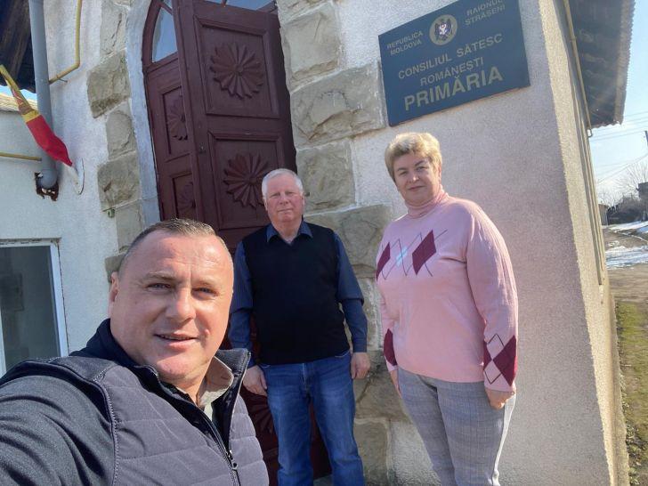 fratii in veci vor fi frati o noua infratire intre o comuna din prahova si una din republica moldova