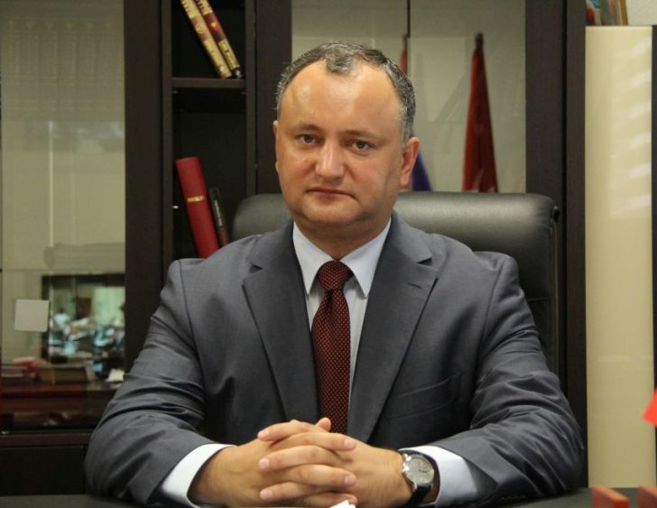 igor dodon interzice participarea militarilor moldoveni la un exercitiu nato din ucraina